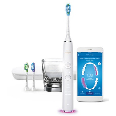 Philips Sonicare DiamondClean Connected Handle White