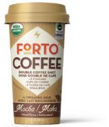 Forto Energy Shots Mocha Coffee