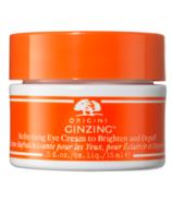 Origins Ginzing crème pour les yeux avec vitamine C et niacinamide