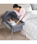 KidCo DreamPod Travel Bassinet Grey