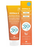 Derma E Sun Defense Mineral Sunscreen SPF 30 Baby