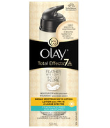 Olay Total Effects Featherweight Moisturizer Fragrance Free SPF 15