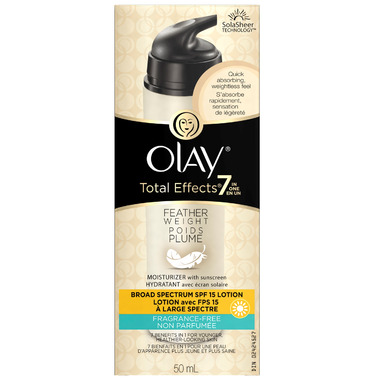 Olay Total Effects Featherweight Moisturizer Fragrance Free