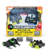 HEXBUG BattleBots Rivals Platinum