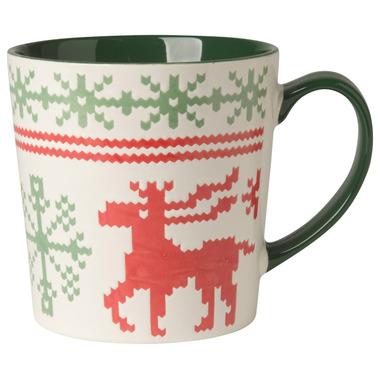 Now Designs Moose Tile Mug