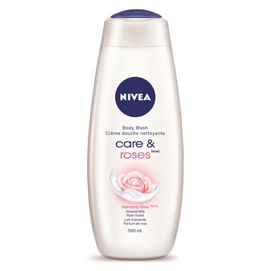 Nivea Care & Roses Body Wash