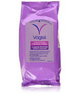 Vagisil Gentle & Calming Wipes - Pouch