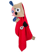 ZOOCCHINI Toddler Towel Peyton the Pirate Dog