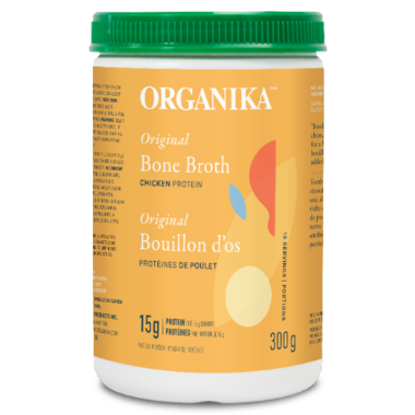 Organika Chicken Bone Broth Protein Powder Original