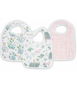aden + anais Classic Snap Bibs Forest Fantasy