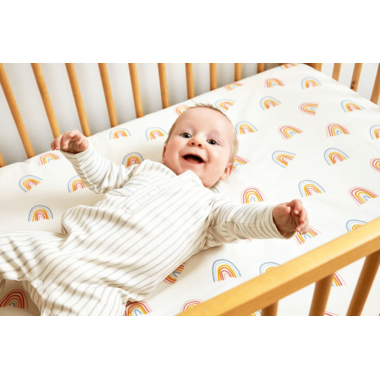 Petit Pehr Happy Days Crib Sheet