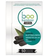 Boo Bamboo Charcoal Blotting Linens