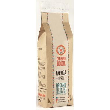Cuisine Soleil Organic Tapioca Starch