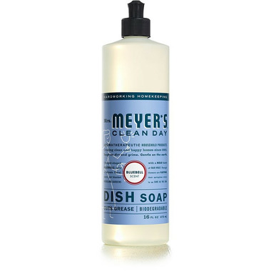 Mrs. Meyer\'s Clean Day Dish Soap Bluebell