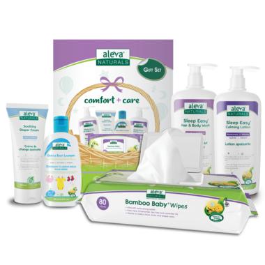 Aleva Naturals Comfort Care Gift Set