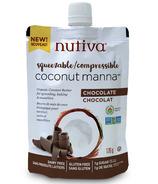Nutiva Coconut Manna Chocolate