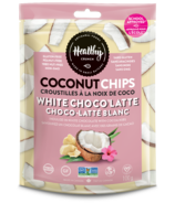 Healthy Crunch White Choco'Latte Coconut Chips