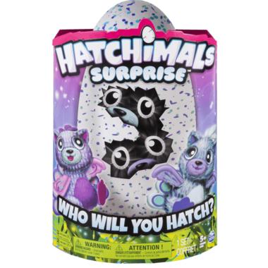 Hatchimals Surprise Peacat Egg