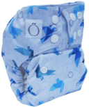 Omaiki All-in-One Diaper Origami