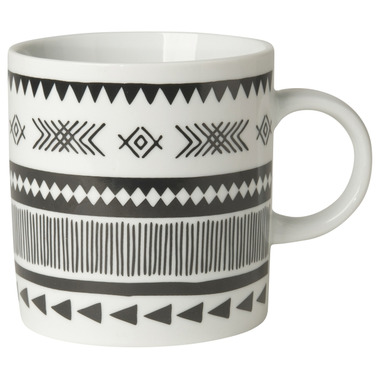 DanicaStudio Mug Short Saddle Up