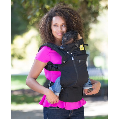 Lillebaby Complete All Seasons Baby Carrier Black