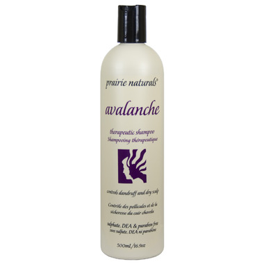 Prairie Naturals Avalanche Therapeutic Shampoo