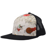 L&P Apparel Snapback Trucker Hat Ohama