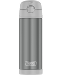 Thermos FUNtainer Insulated Bottle Cool Gray