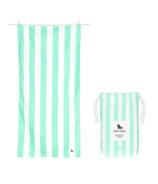 Dock & Bay XL Quick Dry Towel Cabana Narabeen Green