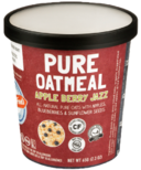 Rocket Foods Apple Berry Jazz Oatmeal Cup