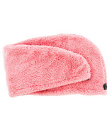 Studio Dry Turban Hair Towel Coral