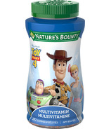 Nature's Bounty Kids Disney's Toy Story 4 Multivitamin Gummies