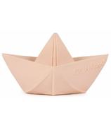 Oli and Carol Origami Boat Nude