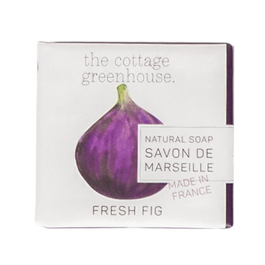 The Cottage Greenhouse Fresh Fig Soap
