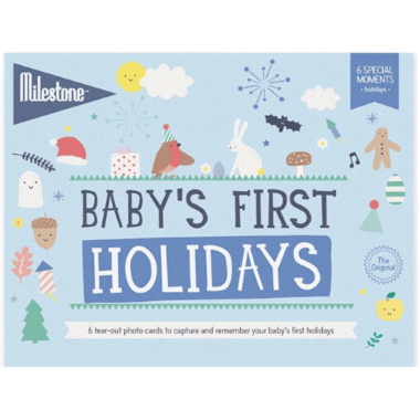 Milestone Baby\'s First Holidays