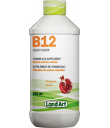 Land Art Vitamin B12 Liquid