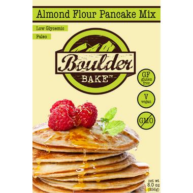Boulder Bake Almond Flour Pancake Mix