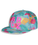 BIRDZ Children & Co. Pink Jungle Cap