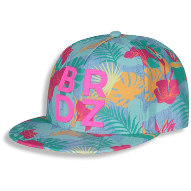BIRDZ Children & Co. Pink Jungle Cap