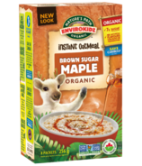 Nature's Path Envirokidz Brown Sugar Maple Hot Oatmeal