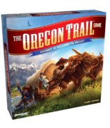 Pressman Games The Oregon Trail: Journey To Willamette Valley