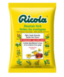Ricola No Sugar Added Mountain Herb Cough Suppressant
