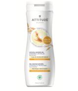 Attitude Sensitive Skin Body Wash Moisture and Revitalize Argan