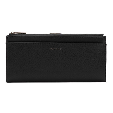 Matt & Nat Motiv Wallet Black