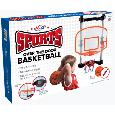 NSG Sports Over the Door Basketball