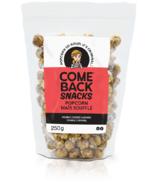 Comeback Snacks Double Coated Caramel Popcorn