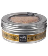 Wildly Delicious Stout Beer & Peppercorn Rub for Steak