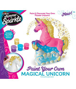 Cra-Z-Art Shimmer 'n Sparkle Paint Your Own Magical Unicorn