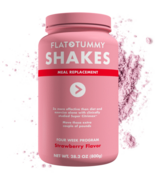 Flat Tummy Meal Replacement Shake Strawberry