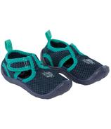 Lassig Beach Sandals Navy
